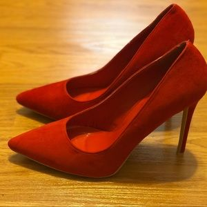 NEW Red Pump Stilettos
